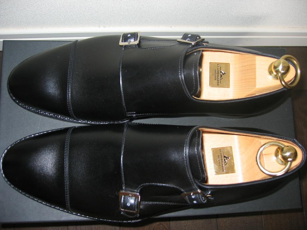 革靴のローテーション: 三陽 ...