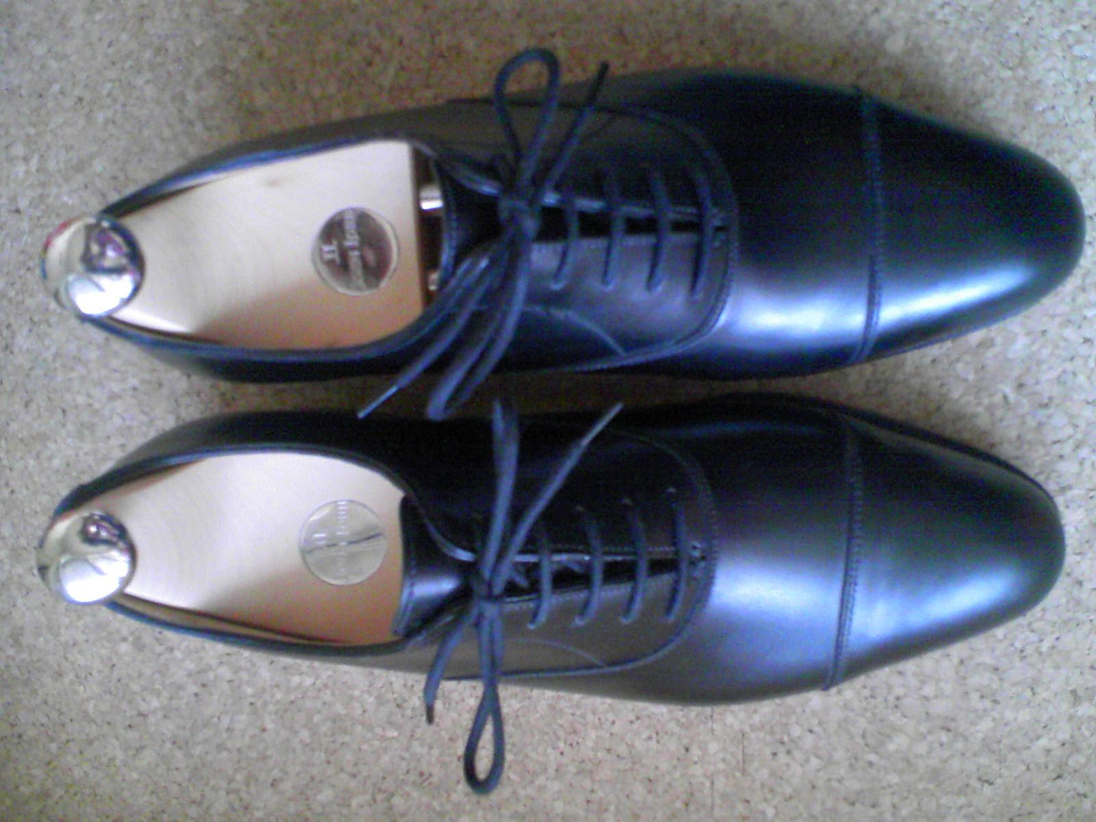ジョン・ロブのシティ2です。 革靴のローテーション: ジョン・ロブ